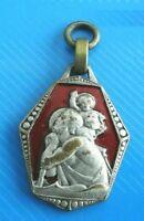 #1784# Vintage: Jolie médaille religieuse / Chrétienne : Médaille de Paris