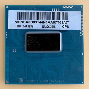 Intel Core i5-4210M Processor SR1L4 2.60Ghz PGA946 Dual Core *TESTED*