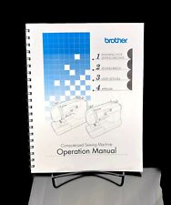New listing Brother Ce5000 5000Prw Operation Manual User Guide Instructions Copy Reprint