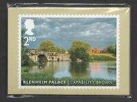 GB 2016 LANDSCAPE GARDENS PHQ STAMP CARDS MINT