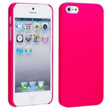 Étuis, housses et coques roses mats iPhone 5 pour téléphone mobile et assistant personnel (PDA)