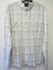 "Paul Smith BOX CHECK SHIRT ""JEANS"" CLASSIC FIT Size M Pit to Pit 21.5"" RRP £105"