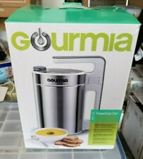 Gourmia Souter Chef Automatic Soup Maker 6 In 1 Hot Or Cold Soup GSM1450 NIB!