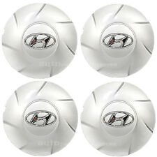 "529603X300 17"" Wheel Center Hub Cap Cover Silver 4PCS ELANTRA MD 11-13"