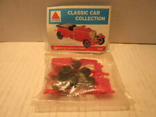 Citgo Classic Car Collection 1929 Bentley Sport Le Mans Model Kit Made In France
