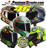 Agv k-3 sv Valentino Rossi integrale moto