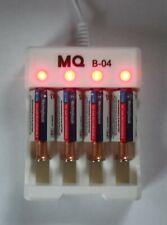 Charger For 2/3AA, 2/3AAA, AA, AAA Ni-CD & Ni-MH Rechargeable Battery Batteries
