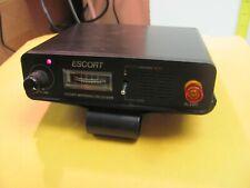 Vintage 1980's Escort Cincinnati Microwave Radar Warning Receiver Detector