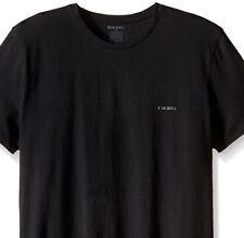 Diesel Men's Crew Neck 100% Cotton T-Shirt - Small