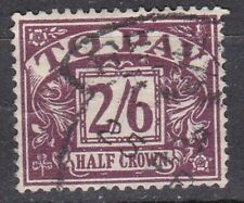 Great Britain Postage Due 1957 SG D54 used