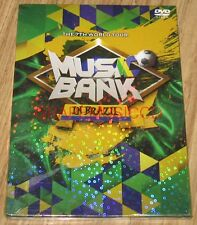 MUSIC BANK IN BRAZIL SHINEE MBLAQ CNBLUE INFINITE B.A.P AILEE PROMO DVD SEALED