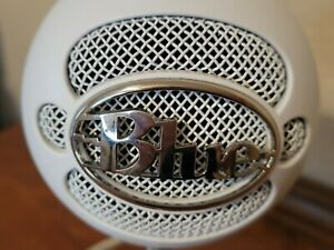 Blue Snowball Microphone--Used, Great Condition