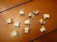 25 Molex KK 2 vías de 3.96mm Oblea Pins 09-65-2028 00392 63020 26-60-4020