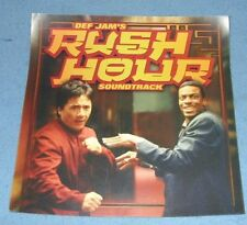 DEF JAMS RUSH HOUR Soundtrack Dru Hill+Redman HOW DEEP IS YOUR LOVE POSTER