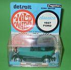 Cragstan / 1140-6 Detroit Wild Wheels Classics 1927 Ford / Boxed