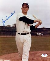 Gus Triandos autographed signed 8x10 photo MLB Baltimore Orioles PSA COA