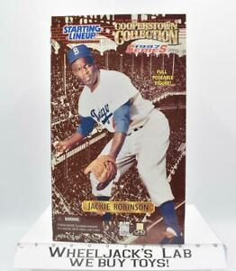 Jackie Robinson Cooperstown Collection Starting Lineup 1997 Hasbro Sports Figure