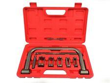 10pcs Valve Spring Compressor Kit Remove Compress Tool For Car Van Motorbike D5