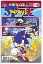 Sonic X Hedgehog 40 Archie 2008 VF Final Issue