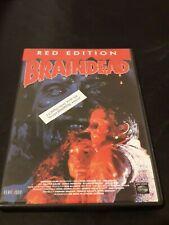 Peter Jackson Braindead Red Edition German Import Rare Vgc