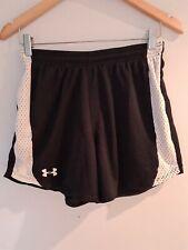 Under armour Heat Gear Shorts Size SM black
