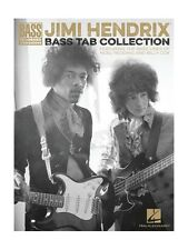 Jimi Hendrix Bass Tab collection Play Foxey Lady Voodoo Child Guitar Music Book