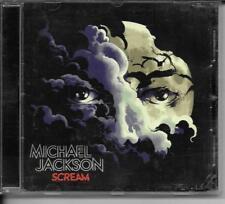 CD COMPIL 14 TITRES--MICHAEL JACKSON--SCREAM--2017