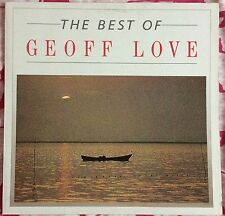 GEOFF LOVE,THE BEST OF.LP 33,IN EXCELLENT CONDITION.