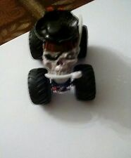 Hot Wheels Monster Jam Truck 1/64 Diecast Metal Pirates Curse great condition