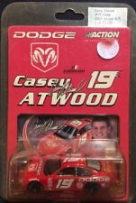Action Nascar Casey Atwood 1:64 Stock Car Dodge New 2001