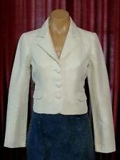 #5866C GORGEOUS!! NEW 'OLD NAVY' FULLY LINED SPARKLY BLAZER SIZE SMALL