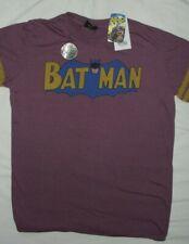 VINTAGE DC COMICS BATMAN T-SHIRT SIZE L LICENSED
