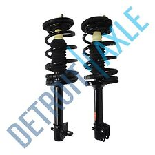 2000 2001 2002 2003 2004 2005 Dodge Neon Rear Strut & Coil Springs Pair NO SRT