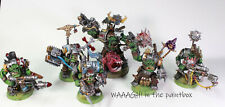 Orks-Warboss-grukks-jefe - Mob Pro Pintado wh40k Warhammer edad de Sigmar, Orco