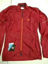 New Salomon Agile Wind Jacket Men's