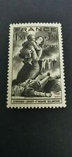 TIMBRE FRANCE 1943 NEUF **LUXE MNH AU PROFIT SECOURS NATIONAL N°584