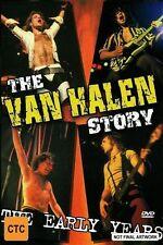 Van Halen The Van Halen Story DVD 2004
