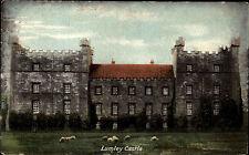 Chester-le-Street England Durham AK ~1910 Hartmann Lumley Castle Burg Festung