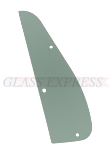 FREIGHTLINER M2 BUSINESS CLASS (03-19) RIGHT VENT GLASS WITH HOLE