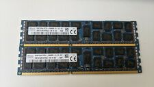 SK HYNIX | HMT31GR7EFR4A-H9 | 16GB | 2X8GB | PC3L-10600R | DDR3-1333MHz