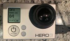 GoPro Hero 3 Silver Camcorder / Photo camera plus waterproof case plus headmount