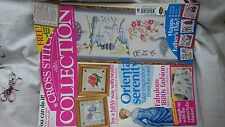 Cross Stitch Collection Magazine, Issue 91, Father's Day, Oriental Serenity ,
