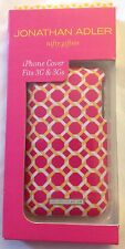 JONATHAN ADLER iPhone Cellphone Cover Fits 3G & 3GS NIB Brand New