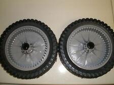 "Scott Scotts Lawnmower Front Wheels  Drive 8"" 672441MA  Set of 2"