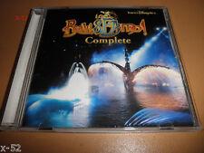 DISNEY Japanese TOKYO disneySEA cd BRAVISEAMO complete Swept Away BOTH versions