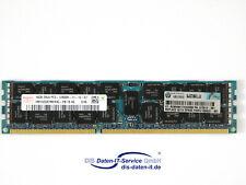 HP Hynix 16GB DDR3 RDIMM PC3-12800R / HMT42GR7MFR4C-PB 672612-081