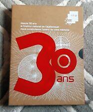 COFFRET PROMO INA 30 ANS - 1 CD + 1 DVD + 1 ALBUM PHOTO