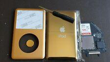 Apple iPod Classic 128GB Upgrade Kit - Gold new rear & front iFlash SSD SDXC