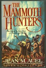Mammoth Hunters by Jean M. Auel (Advance/Proofs)