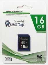 Smartbuy 16GB SDHC Class 4 Flash Memory Card High Speed For Camera Fast Shipping